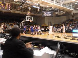 Covering the UW-Milwaukee Panthers