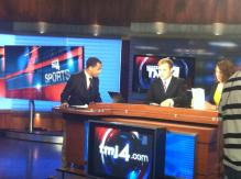 Anchoring the News