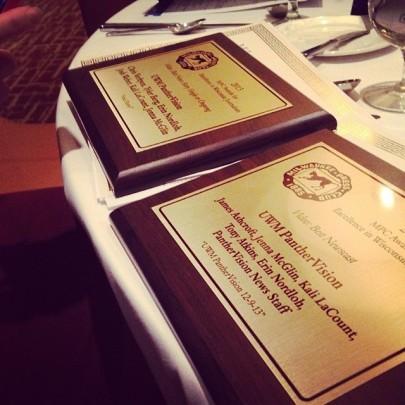 Milwaukee Press Club Awards