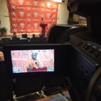 Charlie Strong press conference