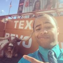 The University of Texas' Bevo the Bull